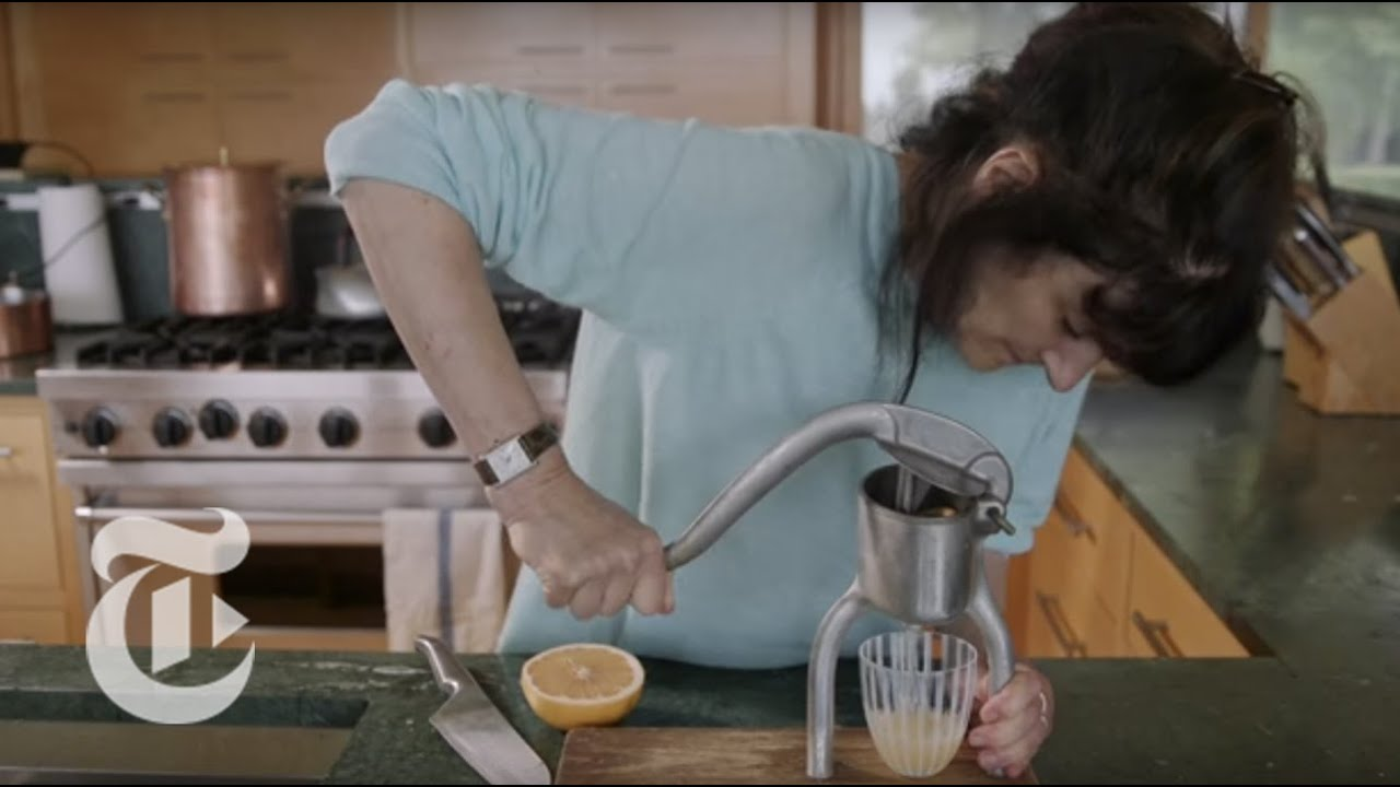 In the Kitchen with Ruth Reichl | The New York Times - YouTube
