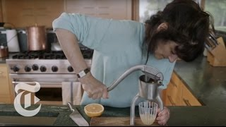In the Kitchen with Ruth Reichl | The New York Times