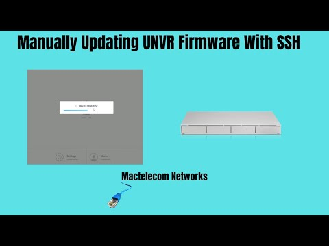 UNVR Stuck on Updating FIX