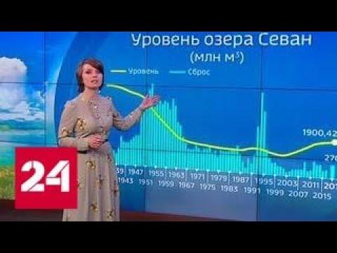 Армении грозит экстремальная засуха - Россия 24