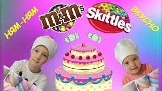 Простые рецепты Рецепт торта для мамы от Алисы Кисы...