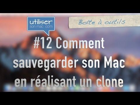 #12b Comment Sauvegarder Son Mac En Réalisant Un Clone