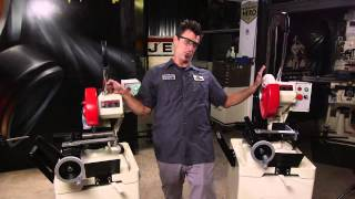 JET Cold Saws: demo by Bryan Fuller Mp3