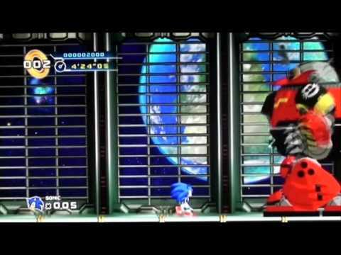 Sonic the Hedgehog 4: Episode 1 - Episode 5 [Finale] |
