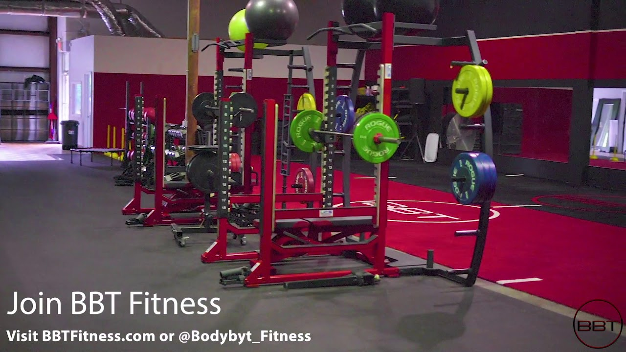 BBT Fitness Gym Tour Youtube