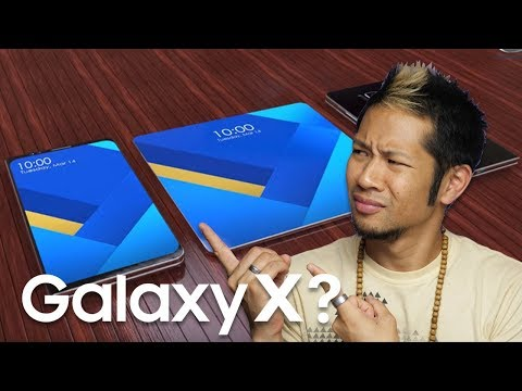 What's up with Samsung's Galaxy X foldable phone?