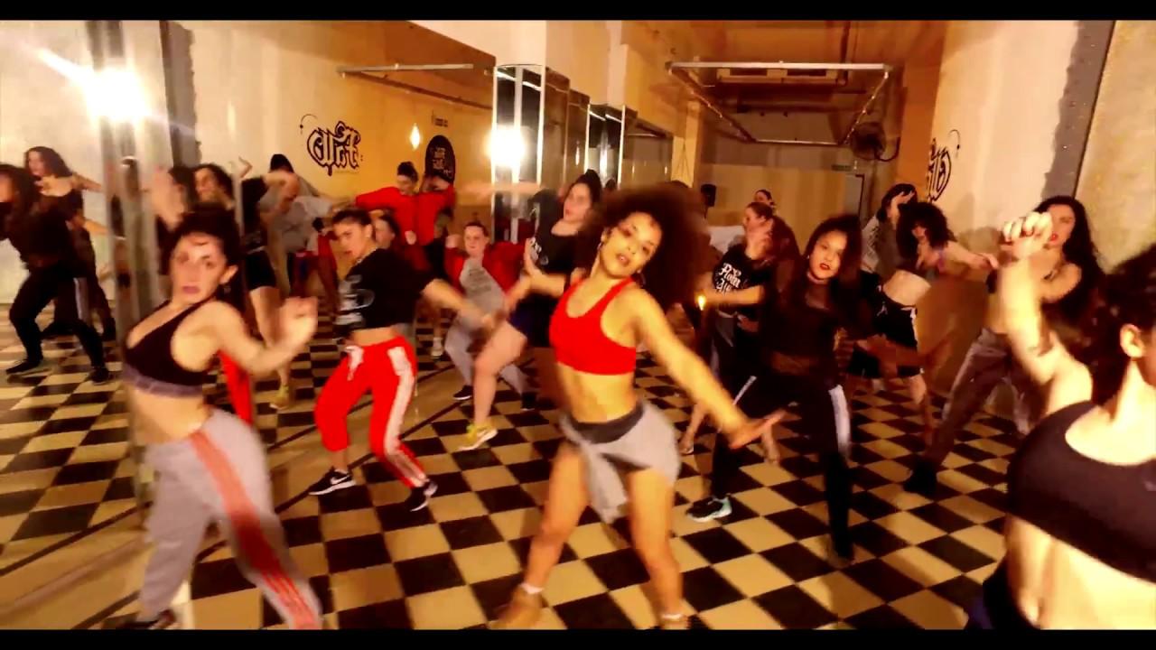Download Shenseea - Loodi ft. Vybz Kartel - FAW Escuela de danzas- FLOW ALTAS WACHAS