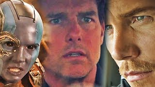 All Super Bowl LII trailers SUPERCUT (2018) Star Wars Avengers Jurassic World