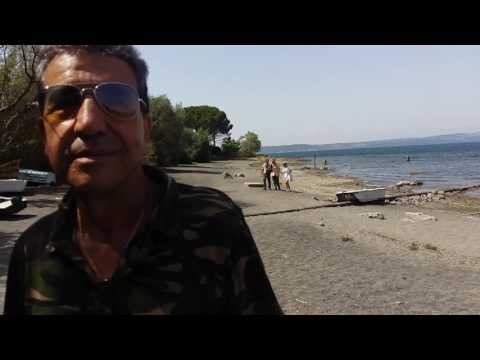La bufala dei tubi che pescano acqua dal lago di Bracciano