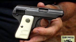 Armi Galesi 25acp Mouse Gun Review