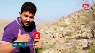 يمن شباب ترافق وحدات الجيش الوطني في جبهة رازح  | تقرير اسامة فراج