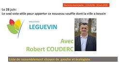 Mieux Vivre à LEGUEVIN présente son projet Election Municipale 2020