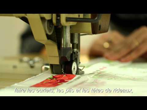 Laura Ashley Bespoke Curtains & Blinds - French Subtitled