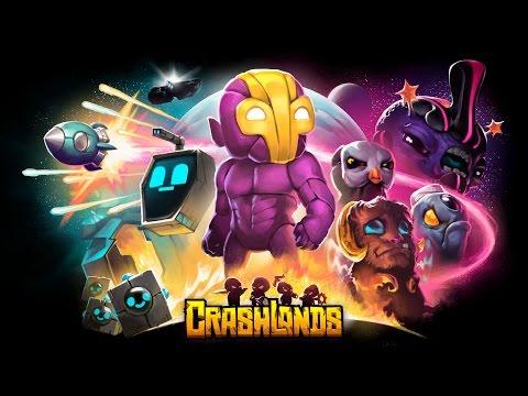 Crashlands iOS Game