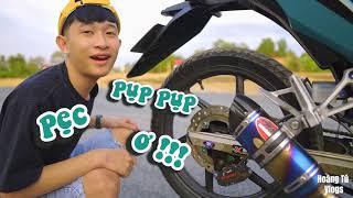 Winner X 65+3 Đi Tour Công Nghệ Mông Chạm Đất Với Tú Le