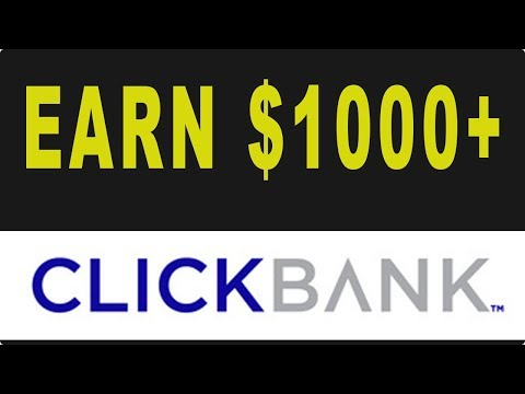 Best Way To Make $1152 On Clickbank As Beginner In 2019 (Passive Income)