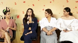 Kareena Kapoor Talks On Her Character | Veerey Di Wedding Trailer Launch