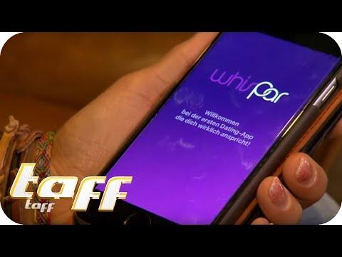 TRAUMMANN per APP? Dating-Apps im Check | taff | ProSieben