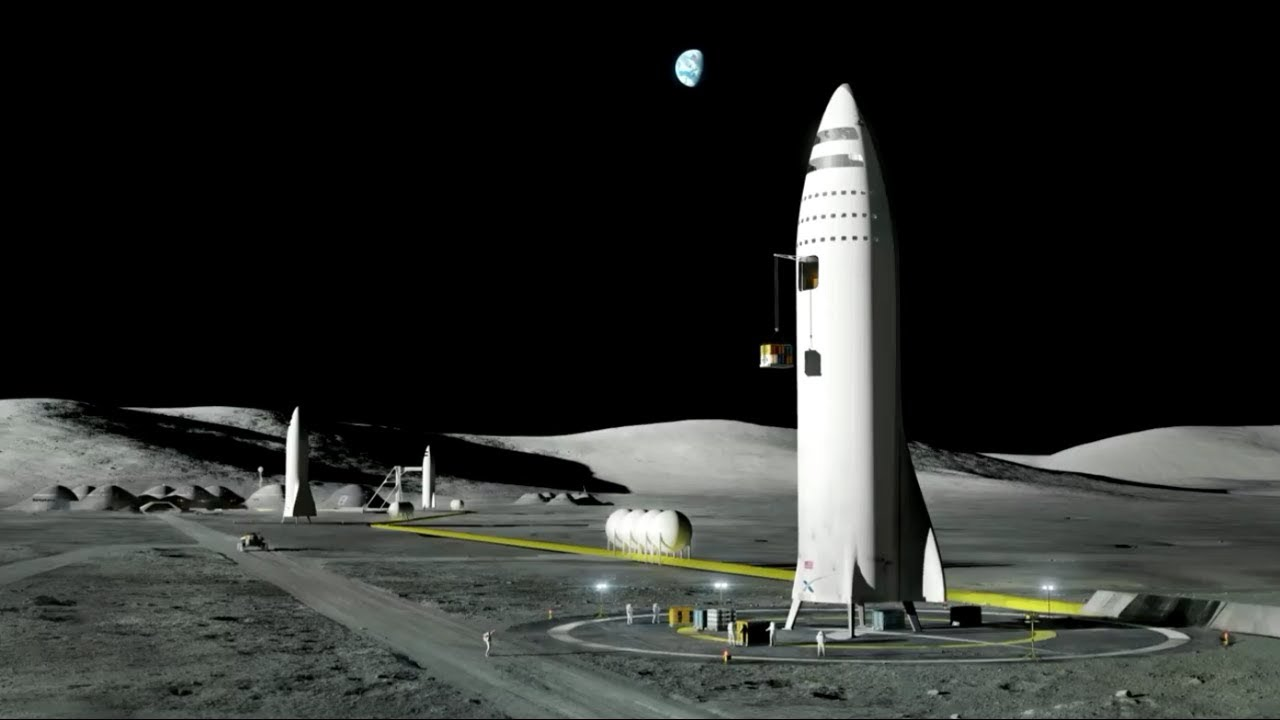 spacex bfr the plan for interplanetary transport