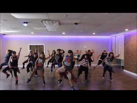 "Dance Craze: DMX ""X Gonna Give It To Ya"" choreography by Cesar"
