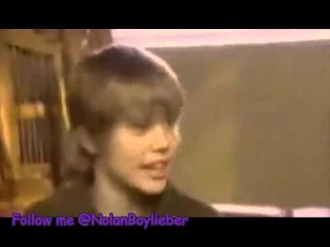 Rare Justin Bieber interviews from 2008