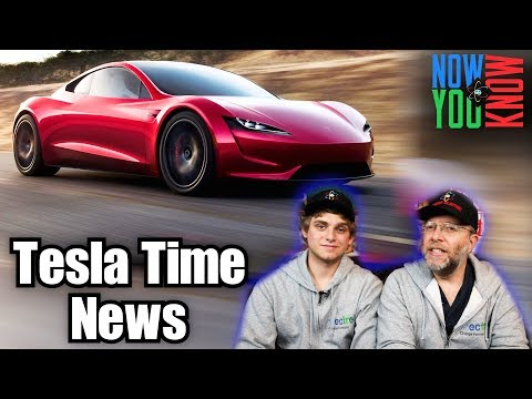 Tesla Time News SPECIAL EDITION - Tesla Semi Truck and Roadster UNVEILED