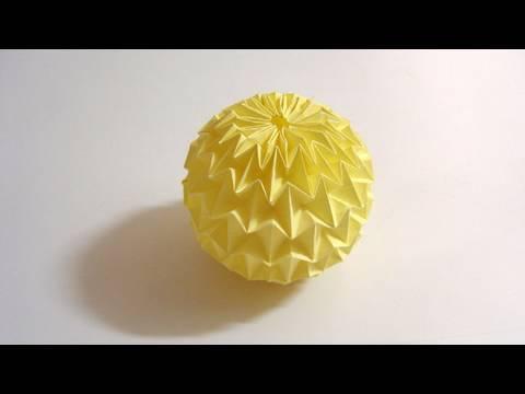 Origami Magic Ball (Yuri Shumakov)