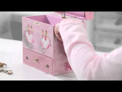 Enchantmints Ballerina Music Box