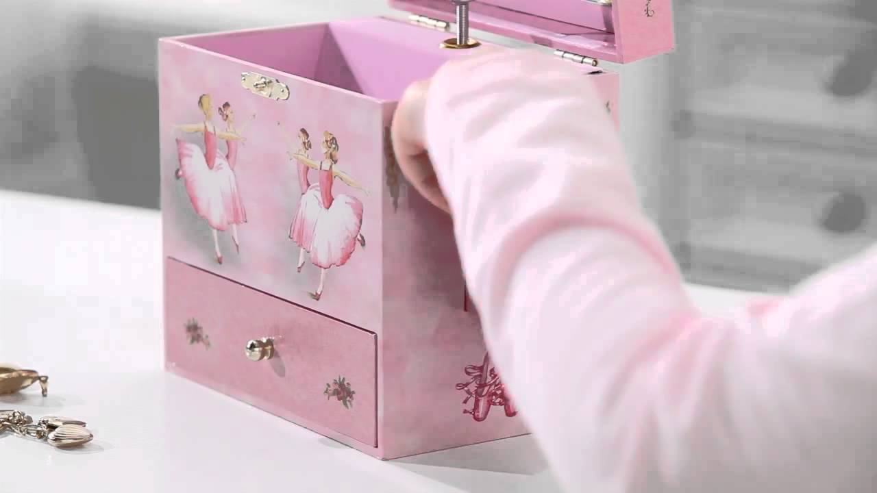 Enchantmints Ballerina Music Box YouTube