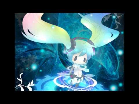 【Hatsune Miku append】 Sky High 【VOCALOIDカバー】