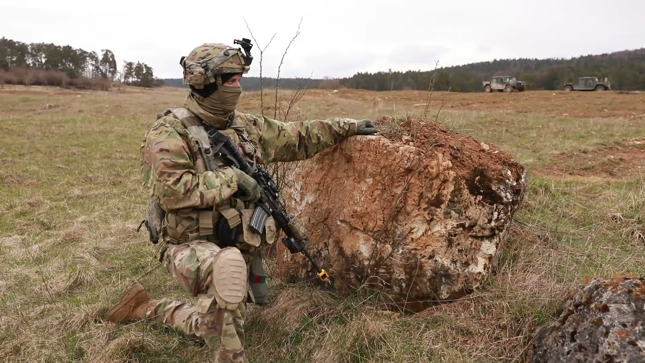 US Military News • US Combat Engineers • Move the Earth During Dragoon Ready 2021