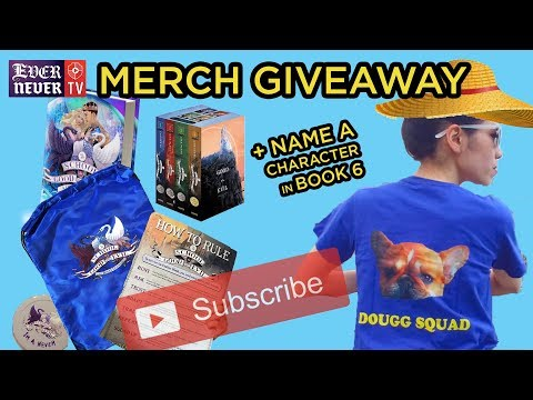 ENTV • Merch Giveaway
