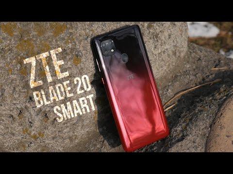Топ за свои деньги! Обзор ZTE Blade 20 Smart