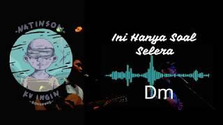 Natinson - Kuingin Gondrong lyric n chord