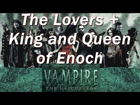 Repeat Vampire the Masquerade, The Cast of Characters: The