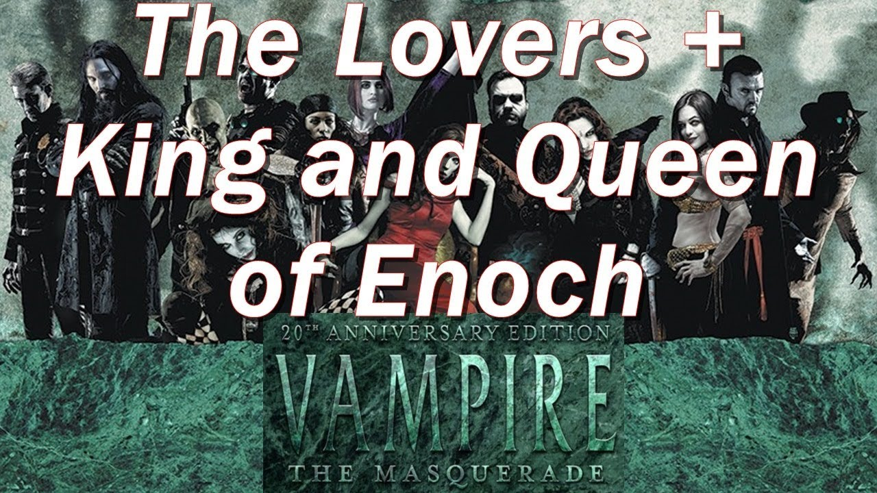 Repeat Vampire the Masquerade, The Cast of Characters: The LOVERS