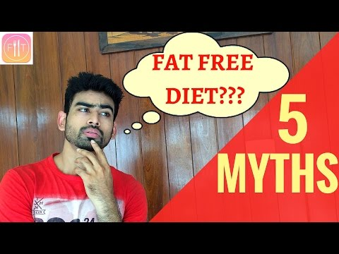 5 Common Diet Myths that Prevent Weight loss