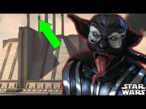 What Were In The FORBIDDEN Rooms of The Jedi Temple - Star Wars Explained