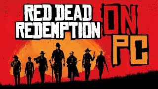 RPCS3 - PS3 Emulator Running Red Dead Redemption on PC!