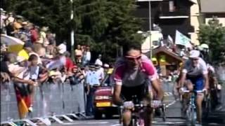 Cycling Tour de France 1999 part 2