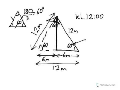 Year 7, 8, 9 basic geometry skills in English and swedish