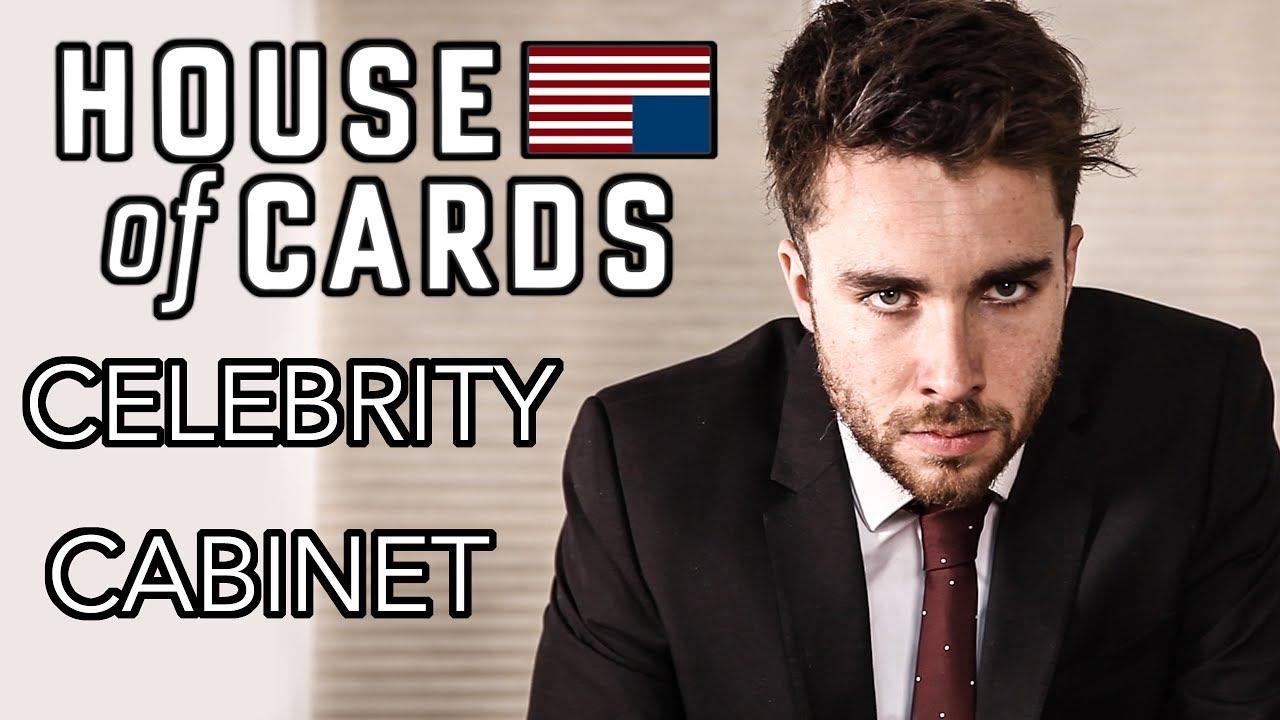 Frank Underwoods Celebrity Cabinet   House of Cards Parody - YouTube