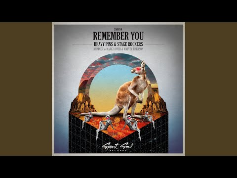 Remember You (Mark Lower Remix)