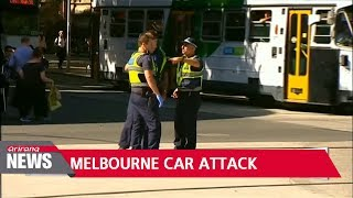 Three Koreans among 19 injured in Melbourne car attack