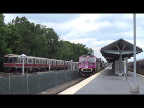 MBTA - Braintree - Commuter Rail & Subway Station