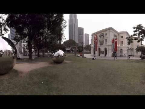 360 video: Asian Civilisations Museum, Singapore
