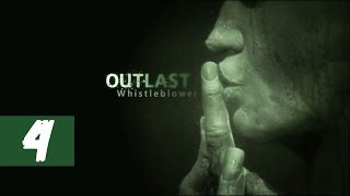 Outlast - Whistleblower DLC - Let