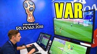 ¿Qué es el VAR? - Tecnología en el MUNDIAL de RUSIA 2018