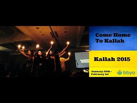 Come Home To Kallah 2015