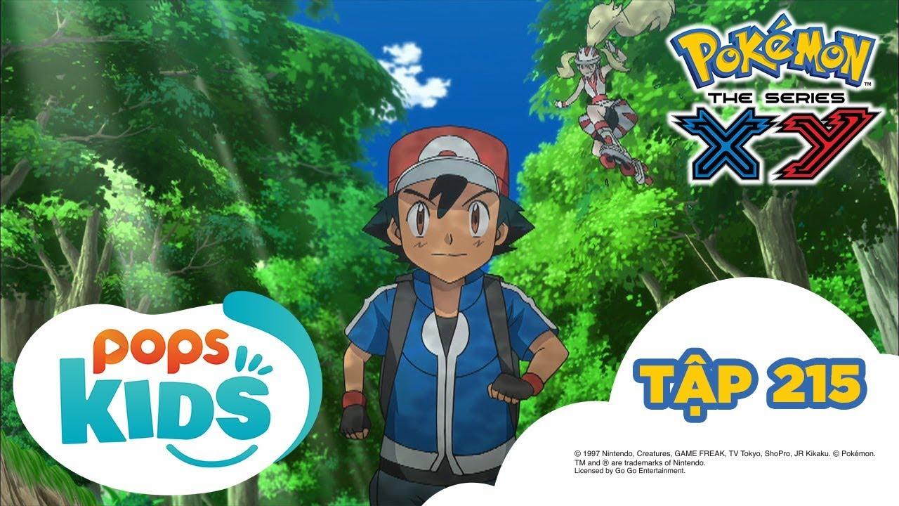 Pokémon Tập 215 - Koruni và Rucario! Bí Mật Của Tiến Hóa Mega - Hoạt Hình  Tiếng Việt Pokémon S17 XY - Pokemon Video Game Play
